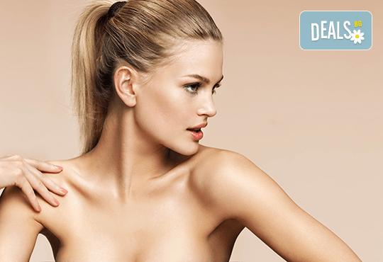 Без игли и болка! Elos подмладяване за жени на лице и шия в BodyM Studio! - Снимка 3