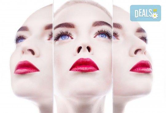 Перманентен грим на вежди или устни или освежаване на стар, NSB Beauty Center
