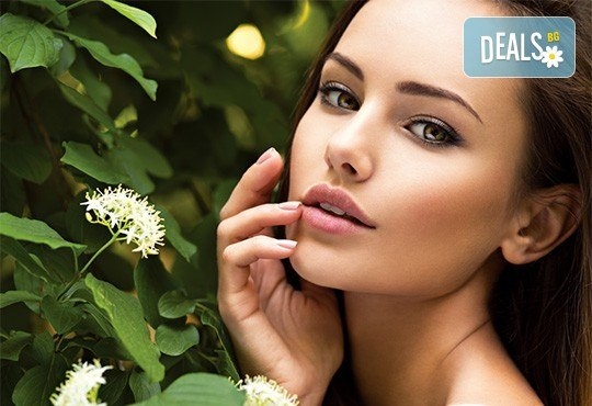 Почистване на лице и терапия с био козметика на Dr. Spiller, козметично студио Beauty