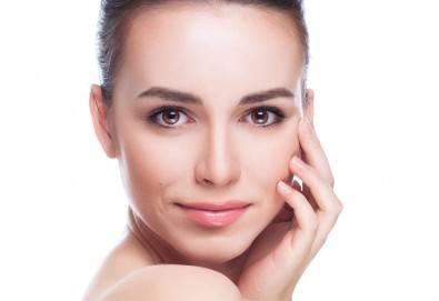 Хиалуронова или колагенова антиейдж терапия на околоочен контур с професионална био козметика на Dr. Spiller в козметично студио Beauty! - Снимка