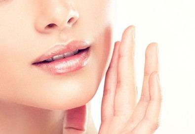 Лазерна епилация с високоефективен диоден лазер за жени на горна устна или брадичка в Изабел Дюпонт Beauty Studio! - Снимка