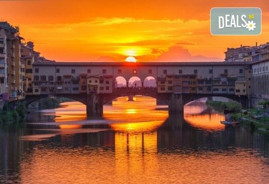 Самолетна екскурзия до Флоренция на дата по избор през 2019-та, със Z Tour! 4 нощувки със закуски, билет, летищни такси и трансфери! - Снимка 3