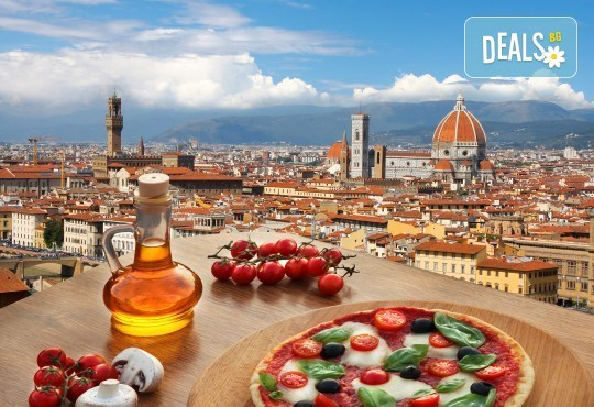 Екскурзия до Флоренция: 4 нощувки със закуски, трансфери, самолетен билет