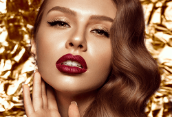 Професионален грим с висококласна професионална козметика MAC, Revlon, Inglot, NSB и Lollipop cosmetics от сертифициран грим-майстор на Соларно студио Какао! - Снимка