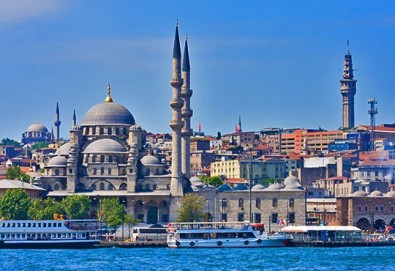 Ранни записвания за екскурзия до Истанбул, Турция: 2 нощувки със закуски в Hotel Vatan Asur 3*, транспорт и бонус: посещение на Одрин! - Снимка