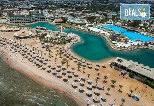 Last minute! Петзвездна Нова Година в Египет, Хургада, в хотел Emerald Resort and SPA, с Дрийм Холидейс! 7 нощувки на база All Inclusive, самолетен билет, трансфери - Снимка 3