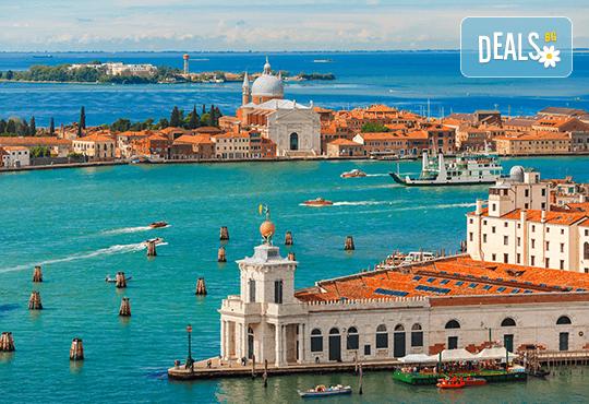 Самолетна екскурзия, Венеция, дати до март 2019: 4 нощувки със закуски, билет и трансфери