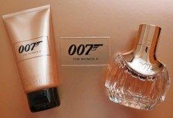 Фатално привличане! Вземете оригинален подаръчен комплект James Bond 007 for Women II, включващ парфюм и лосион за тяло! - Снимка