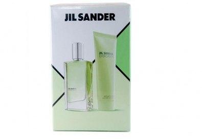 Ароматна магия! Вземете оригинален подаръчен комплект Jil Sander Evergreen - тоалетна вода и луксозен лосион за тяло + безплатна доставка - Снимка