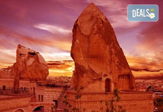 Eкскурзия до мистичната Кападокия! 4 нощувки със закуски в хотели 3*, транспорт и програма в Акшехир, Коня и Бурса! - Снимка 5