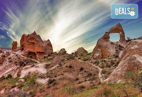 Eкскурзия до мистичната Кападокия! 4 нощувки със закуски в хотели 3*, транспорт и програма в Акшехир, Коня и Бурса! - Снимка 3