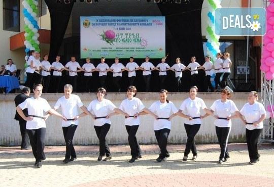 Танцувайте български хора и ръченици! 8 урока във Фолклорен клуб BODY FOLK в жк Надежда - Културен дом Надежда - Снимка 9