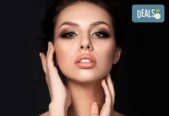 Влагане на 1 мл. дермален филър HIALURONICA за устни или бръчки чрез най-съвременния и безболезнен метод - инжектор пен, в NSB Beauty Center! - Снимка 1