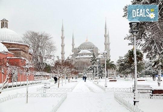 Ексклузивна зимна оферта за Истанбул и Одрин с Караджъ Турс! 2 нощувки със закуски в хотел 2/ 3*, транспорт, класически тур в Истанбул и бонус програми - Снимка 1