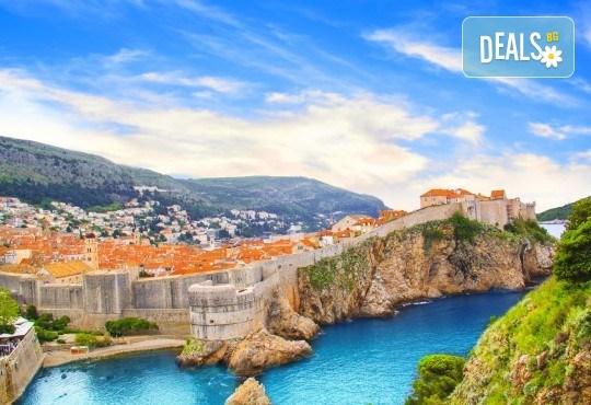Есен в Дубровник и Черногорската ривиера: 4 нощувки на база НВ, транспорт
