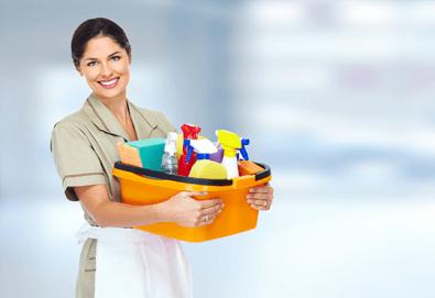 Абонаментно почистване на дом или офис до 70 кв.м. - 4 посещения за месец от Професионално почистване Диана Стил! - Снимка