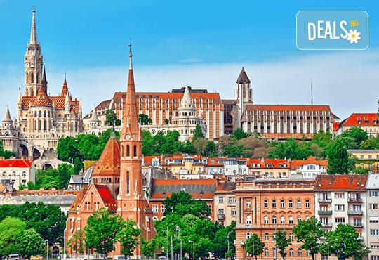 Опознайте Будапеща с Маджестик Турс! 4 нощувки със закуски в хотел 3*, трансфери, пешеходни обиколки с екскурзовод в Пеща и Буда, възможност за полет от София! - Снимка 1