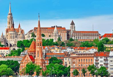 Опознайте Будапеща с Маджестик Турс! 4 нощувки със закуски в хотел 3*, трансфери, пешеходни обиколки с екскурзовод в Пеща и Буда, възможност за полет от София! - Снимка