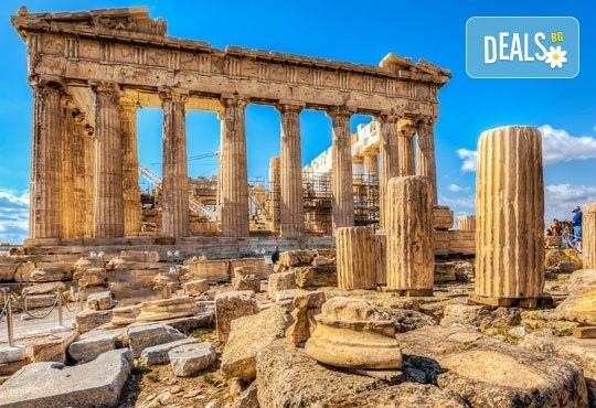 Почивка на о. Санторини, Гърция! 4 нощувки със закуски в хотел 2*/3*, транспорт и посещение на Атина! - Снимка 11