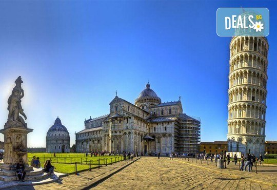 Bella Italia! Екскурзия до Рим, Флоренция, Венеция с България Травел! 7 нощувки и закуски, транспорт, водач, турове във Венеция, Флоренция, Рим, Пиза и Болоня! - Снимка 12