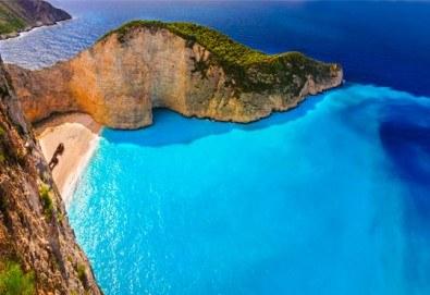 Мини почивка на Перлата на Йонийско море - остров Закинтос! 4 нощувки със закуски в хотел 3*, транспорт и водач! - Снимка