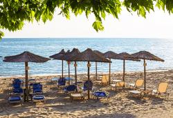 Лятна почивка през юли, август и септември в Гъция, Паралия Катерини, с Глобус Турс! Hotel Souita 3*, 5 нощувки със закуски и вечери, транспорт и водач - Снимка