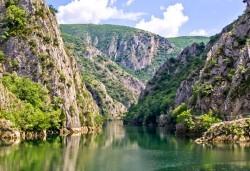 Екскурзия през март или май до Охрид и Скопие, с посещение на каньона Матка - 2 нощувки, транспорт и екскурзовод! - Снимка