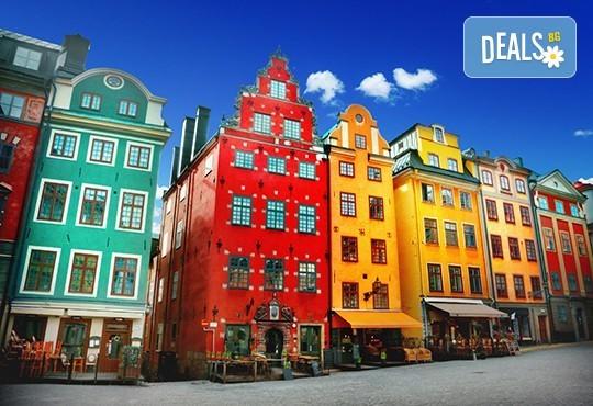 Уикенд екскурзия до Стокхолм и Хелзинки! 1 нощувка със закуска в хотел 3* и 2 нощувки със закуски на круизен кораб, самолетен билет и ръчен багаж! - Снимка 1