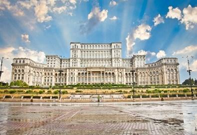 Уикенд в Румъния - страната на граф Дракула! 2 нощувки със закуски в хотел 2*/3* в Синая, транспорт, посещение на замъка Пелеш и Музея на селото!