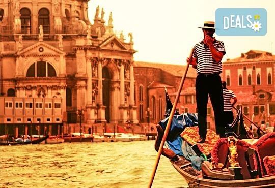 Самолетна екскурзия до Венеция на дата по избор със Z Tour! 4 нощувки със закуски в хотел 2*, билет, летищни такси и трансфери! - Снимка 1