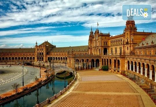 Самолетна екскурзия до Мадрид и Андалусия, с България Травъл! Самолетен билет, летищни такси, 6 нощувки със закуски в хотел 3*, трансфери с автобус, водач - Снимка 2