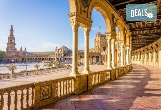 Самолетна екскурзия до Мадрид и Андалусия, с България Травъл! Самолетен билет, летищни такси, 6 нощувки със закуски в хотел 3*, трансфери с автобус, водач - Снимка 3