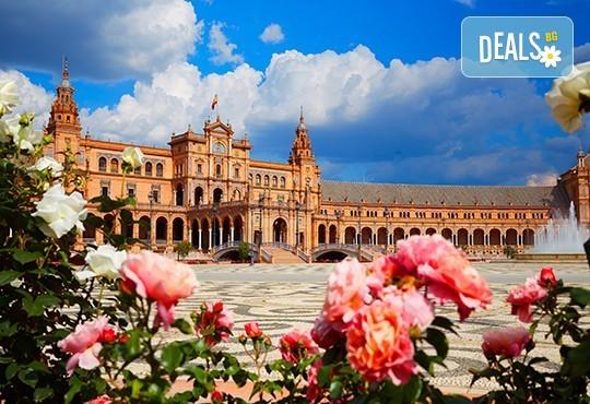 Андалусия и Мадрид през 2019-та: 6 нощувки и закуски, самолетен билет и транспорт
