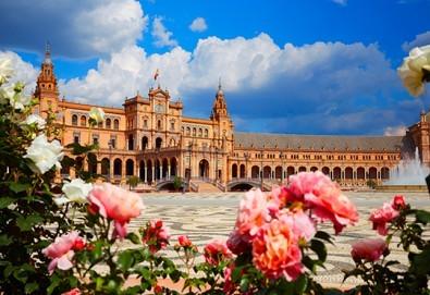 Самолетна екскурзия до Мадрид и Андалусия, с България Травъл! Самолетен билет, летищни такси, 6 нощувки със закуски в хотел 3*, трансфери с автобус, водач - Снимка