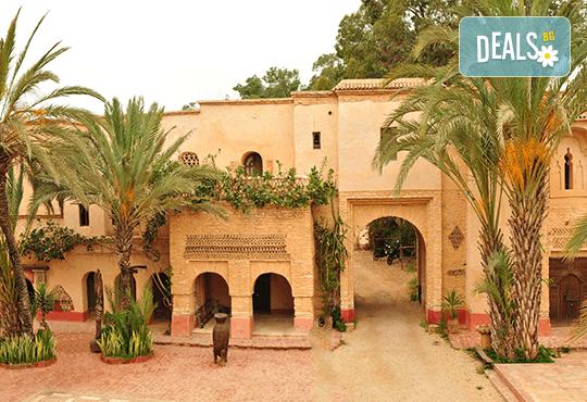 Екскурзия до страната на чудесата - Мароко! 6 нощувки със закуски и вечери в Маракеш, Фес и Рабат, самолетен билет с летищни такси и трансфери и посещение на Казабланка! - Снимка 3