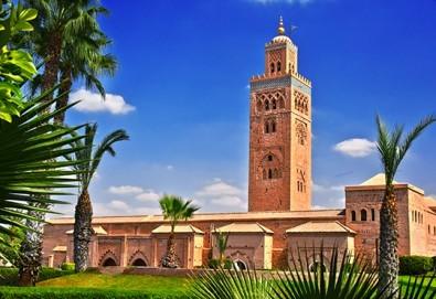 Екскурзия до страната на чудесата - Мароко! 6 нощувки със закуски и вечери в Маракеш, Фес и Рабат, самолетен билет с летищни такси и трансфери и посещение на Казабланка! - Снимка