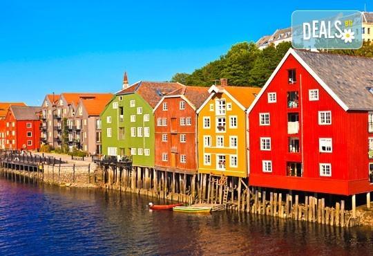 Скандинавия през 2019-та: 6 нощувки със закуски, самолетни билети, трансфери