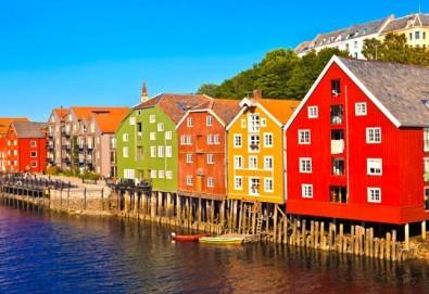 Разкрийте магията на Скандинавия с екскурзия до Стокхолм, Осло, Копенхаген, Берген и Гьотеборг - 6 нощувки със закуски, самолетни билети и трансфери, транспорт с автобус и водач от България Травъл! - Снимка