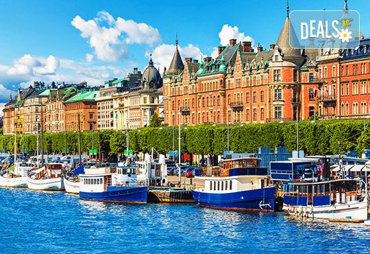Разкрийте магията на Скандинавия с екскурзия до Стокхолм, Осло, Копенхаген, Берген и Гьотеборг - 6 нощувки със закуски, самолетни билети и трансфери, транспорт с автобус и водач от България Травъл! - Снимка 4