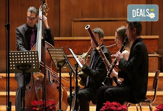 """Честит Рожден ден, Моцарт! От Quarto Quartet и приятели, на 27.01. от 19.00 ч. в Зала """"България"""", билет за един - Снимка 4"""
