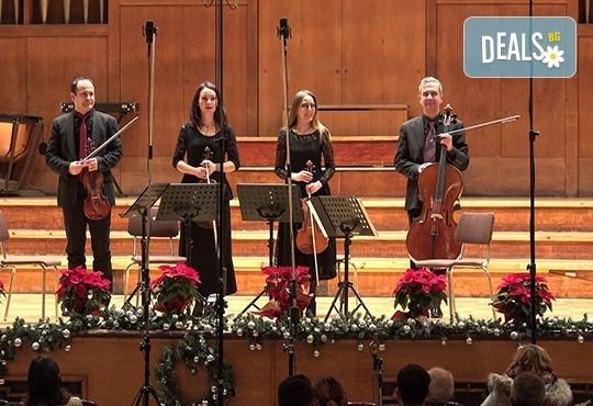 """Честит Рожден ден, Моцарт! От Quarto Quartet и приятели, на 27.01. от 19.00 ч. в Зала """"България"""", билет за един - Снимка 2"""