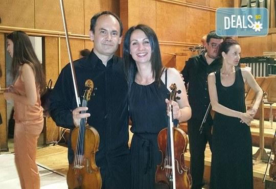 """Честит Рожден ден, Моцарт! От Quarto Quartet и приятели, на 27.01. от 19.00 ч. в Зала """"България"""", билет за един - Снимка 6"""