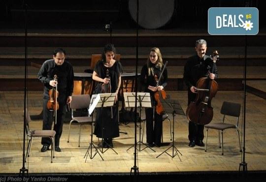 """Честит Рожден ден, Моцарт! От Quarto Quartet и приятели, на 27.01. от 19.00 ч. в Зала """"България"""", билет за един - Снимка 7"""