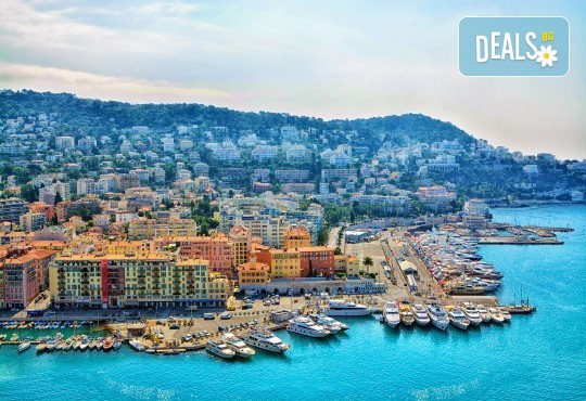 Екскурзия през септември до Френската ривиера и Италия! 5 нощувки със закуски в хотел 3*, транспорт, посещение на Ница, Кан, Монако, Верона, Милано и Генуа! - Снимка 3