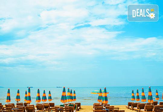 Почивка в перлата на Албания - Дуръс през септември! 5 нощувки със закуски и вечери в Sandy beach resort 4*, транспорт и водач! - Снимка 2