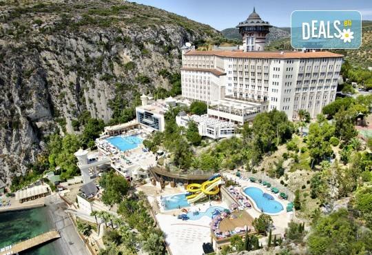 Ранни записвания за почивка в Ladonia Hotels Adakule 5*, Кушадасъ! 4, 5 или 7 нощувки на база Ultra All Inclusive, безплатно за дете до 12.99г., възможност за транспорт - Снимка 1