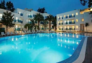 Ранни записвания за почивка в Le Bleu Hotel & Resort 5*, Кушадасъ, с Глобус Холидейс! 5 нощувки на база Ultra All Inclusive, възможност за транспорт! - Снимка
