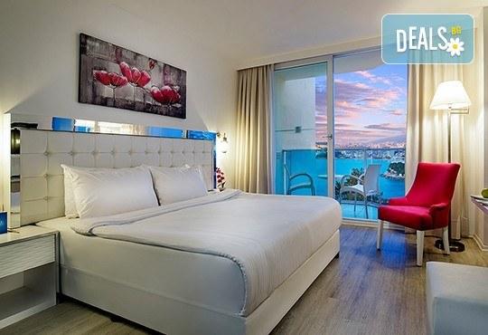 Ранни записвания за почивка в Le Bleu Hotel & Resort 5*, Кушадасъ, с Глобус Холидейс! 5 нощувки на база Ultra All Inclusive, възможност за транспорт! - Снимка 5