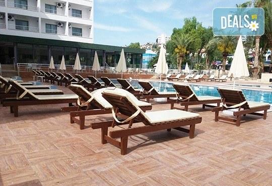 Почивка през май или юни в Ayma Beach Resort & SPA 4*, Кушадасъ: 5 нощувки на база НВ