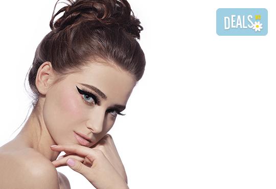 Курс за поставяне на перманентен грим в 3 модула: вежди, устни и очна линия в NSB Beauty Center! - Снимка 1